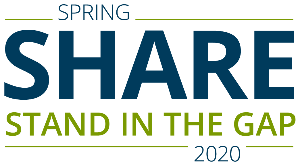 Spring Share 2020—Share the Word