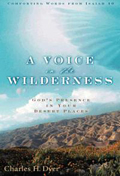 Book - A Voice in the Wilderness
