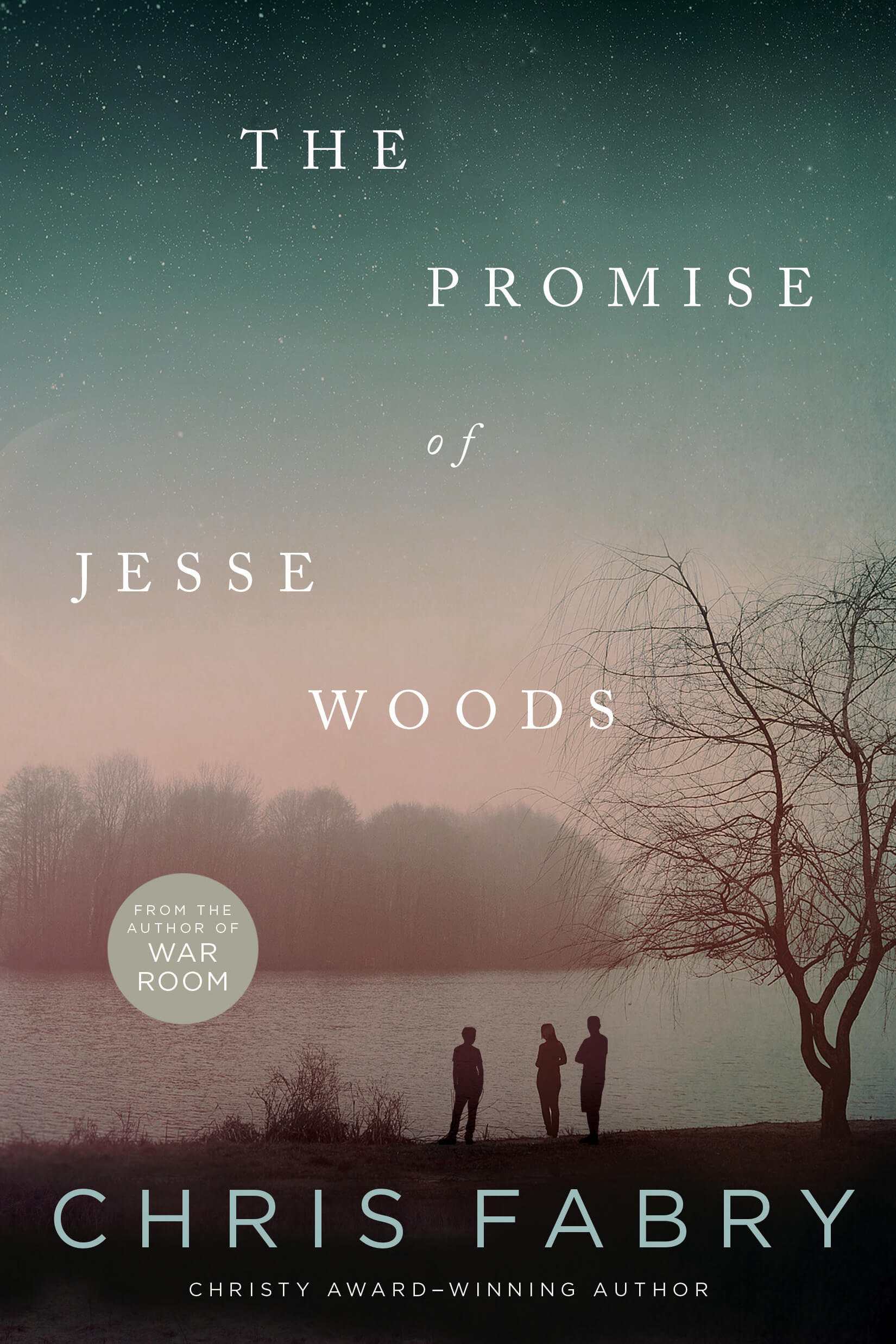 Book - The Promise of Jesse Woods