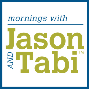 Mornings with Jason and Tabi