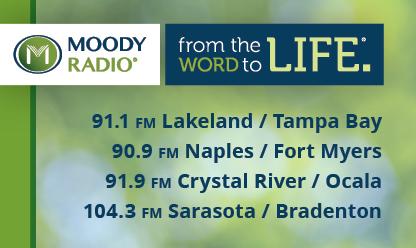 Tampa Christmas Radio Station.Wkes Florida Moody Radio