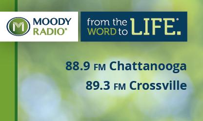 WMBW Chattanooga | Moody Radio