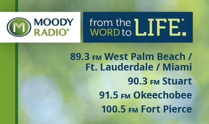WRMB South Florida | Moody Radio
