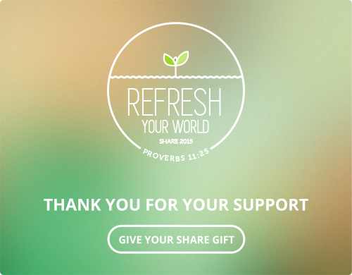 Refresh 2015 - Thank You - Homepage Ad