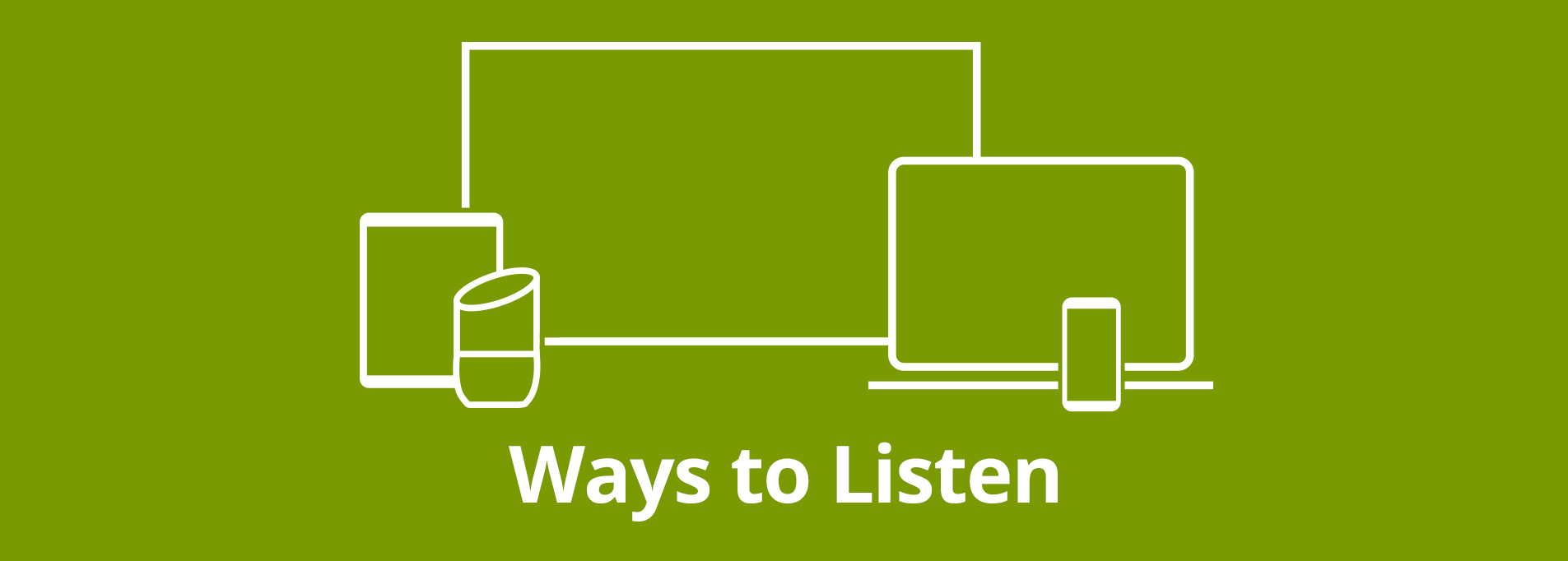 Ways to Listen | Moody Radio